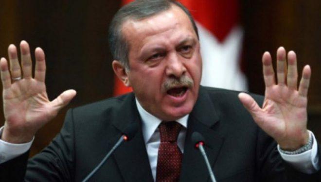Erdogan: Mossadi pati rol në referendumin e Kurdistanin