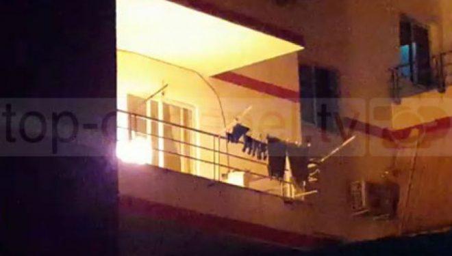 Shpërthen një bombol gazi në një ballkon pranë Institutit të Fizikës Bërthamore