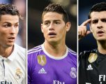 Çfarë humbet Reali nga shitja e treshes Ronaldo-James-Morata