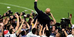 Perez shpërblen lojtarët me miliona pas triumfit në Ligën e Kampionëve