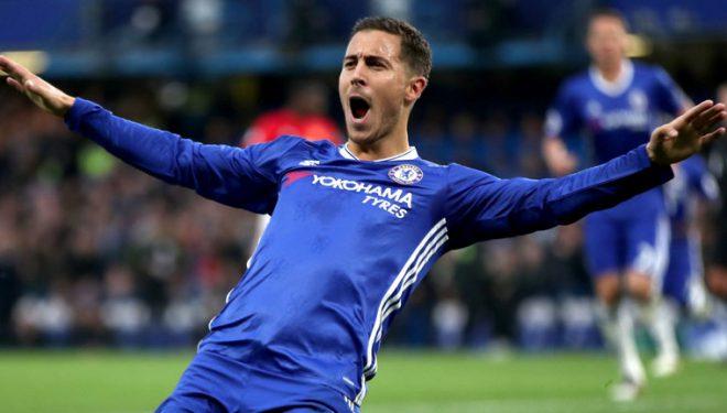 Hazard nuk e ka ndërmend të largohet nga Chelsea