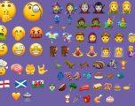 Gati 56 emoji-t e reja