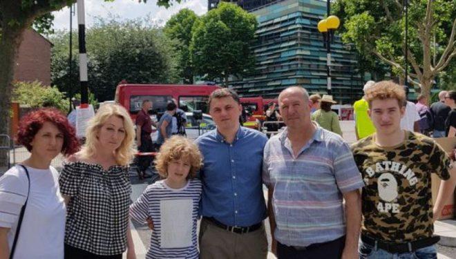 Familja kosovare që i shpëtoi zjarrit në Grenfell Tower ka nevojë për ndihmë