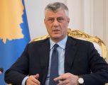 Thaçi: Përdoruesit e dhunës nuk mund të jenë drejtues të shtetit