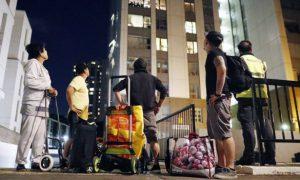Londinezët evakuohen nga frika e zjarrit
