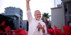 """Rama falenderon votuesit: """"Për Shqipërinë që duam"""""""