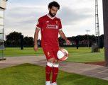 Liverpool zyrtarizon Salah