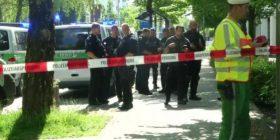 Sulmi në Munih: Sulmuesi ia rrëmben armën polices gjermane dhe e qëllohen atë në kokë