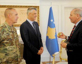 Thaçi: Transformimi i FSK-së në ushtri, i pandalshëm