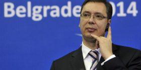 Çka thotë Vuçiq për takimin me Thaçin?