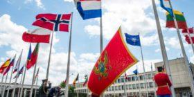 Flamuri i Malit të Zi është ngritur në selinë e NATO-s