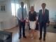 Kurti e Konjufca takuan ambasadoren gjermane Angelika Viets