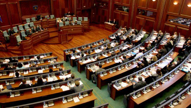 Kuvendi Pa Kuorum – 'Muhabete' Por S'ka Votim