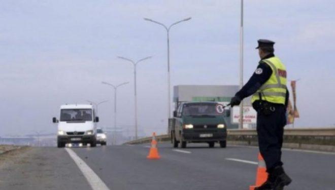 Policia për 24 orë shqiptoi 543 tiketa për mosrespektim të Ligjit për Pandeminë