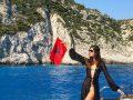 Çunmulaj ngreh flamurin shqiptar në Greqi