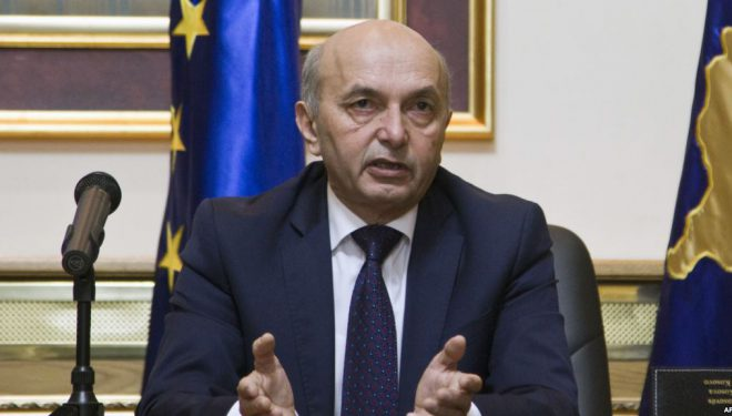 Isa Mustafa: Mbetëm pa Çakorr e pa viza, kjo qeveri le të shkojë në shtëpi