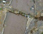 Përmbytje në Kinë, 18 të vdekur dhe shumë të zhdukur