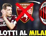 Torino i propozon Milanit një ofertë të re pë Belottin