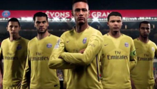 Neymar luan për PSG edhe në FIFA 18