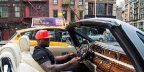 Një Rolls-Royce 588 mijë dollarë për 50 Cent