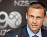 Ceferin: UEFA financon FFK-në, por duhet të arsyetohet shpenzimi i mjeteve