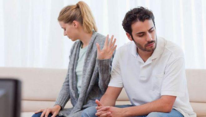 Një rrugë e sigurt që çon në prishjen e një lidhje apo martese me partnerin