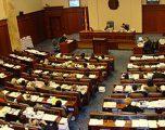 Kuvendi i Maqedonisë miratoi amnistinë për 27 prillin