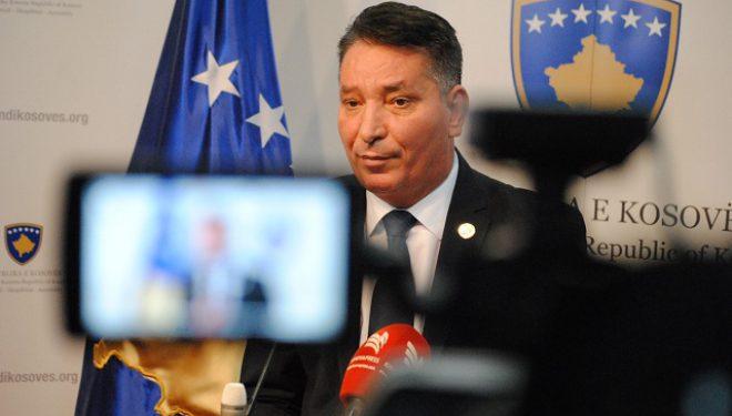 """Lekaj i përgjigjet Listës Serbe për planet për rrëzimin e Qeverisë Haradinaj, """"pritja juaj do të zgjasë"""""""