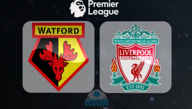 Formacionet zyrtare, Watford – Liverpool