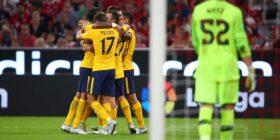 Mesfushori shqiptar shënon ndaj Liverpoolit