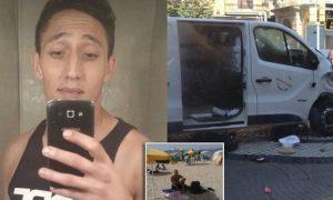Ky është i dyshuari si autor i sulmit në Barcelonë (Foto)