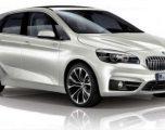 Në 2021-ën vjen gjenerata e dytë e BMW Active Tourer