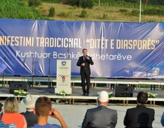 Sot në Prekaz nis manifestimi Dita e Diasporës