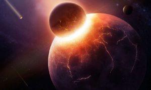 """""""Eklipsi, sinjal i fundit të Tokës"""""""