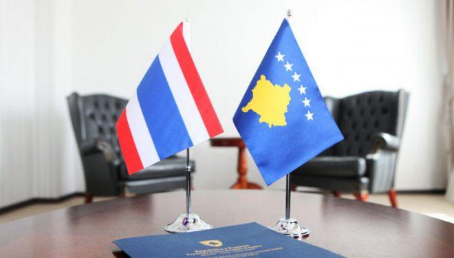 Kosova dhe Tajlanda synojnë të rrisin bashkëpunimin dy-palësh