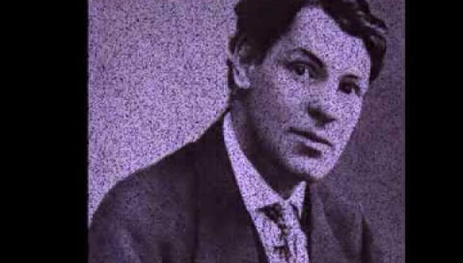 Zëri origjinal i Aleksandër Moisiut, i regjistruar në vitin 1912