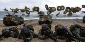 Koreja Jugore dhe SHBA-ja me stërvitje ushtarake, tërbohet Koreja Veriore
