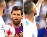Messi e shau keq Ramosin