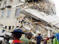 Qindra të vdekur nga shembja e ndërtesave në Nigeri
