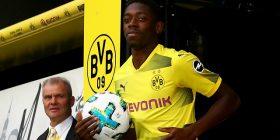 Real ta sfidojë mposhtë Barcelonën për Ousmane Dembele