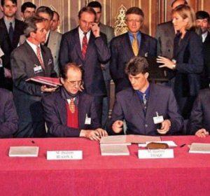 """""""Serbia as tash nuk do ta nënshkruante ultimatumin e Rambouillet"""""""