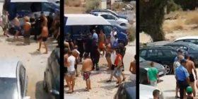 """Aktori i """"Portokallisë"""" përfshihet në një sherr në Dhërmi (VIDEO)"""