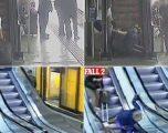 Kur shkallët elektrike kthehen në kurth (Video)