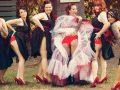 Shoqërueset e nuses me veshje dhe paraqitje të pazakontë (Foto)