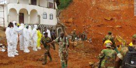 Katastrofë në Sierra Leone, mbi 450 të vdekur