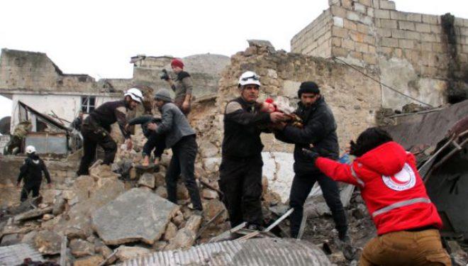 Siri: Janë vrarë 7 pjesëtarë të Helmetave të Bardha
