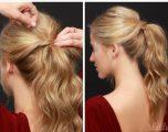 Pesë mënyra të shpejta dhe në trend për t'i kapur flokët bisht