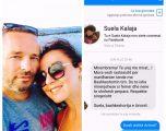 Publikohen mesazhet e Suela Kalajas me ish -të dashurën e Arijon Abdylit