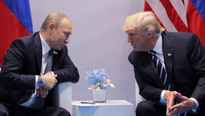 """Nga Intelegjenca Amerikane: Putini dëshiron ta ndihmojë Trumpin"""" që të rizgjedhet"""