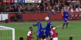 Arsenal përsëri në disavantazh (VIDEO)